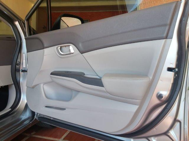 Honda Civic 2014 Lxr 2.0 16v flexone Automático - Foto 12