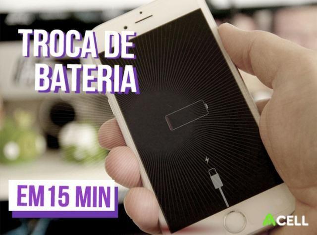 Promoção para troca de Bateria iPhone 5S/5C E iPhone 6