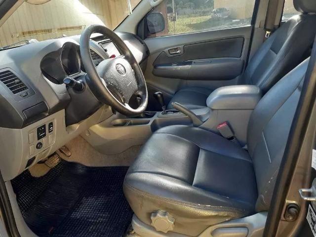 Toyota Hilux 3.0 Srv Cab. Dupla 4x4 Aut. 4p - Foto 5