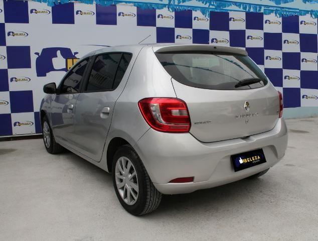 Renault Sandero, Único dono, GNV, completo - Foto 4