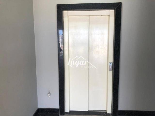 Apartamento com 2 dormitórios para alugar, 56 m² por R$ 1.600,00/mês - Senador Salgado Fil - Foto 4