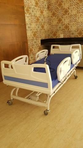 Cama hospitalar elétrica de 3 movimentos - Foto 2