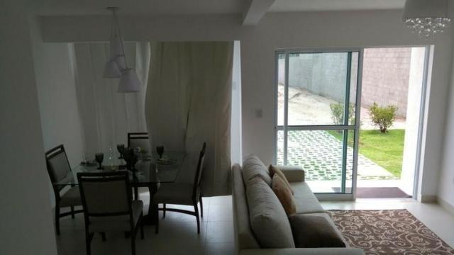 R$ 215.000 Condominio Fechado/ 2 e 3Suites/ Quintal com Churrasqueira/ Entrega em 02-2020 - Foto 4