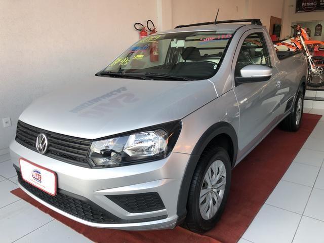 Volkswagen saveiro 2018/2019 1.6 msi trendline cs 8v flex 2p manual - Foto 2