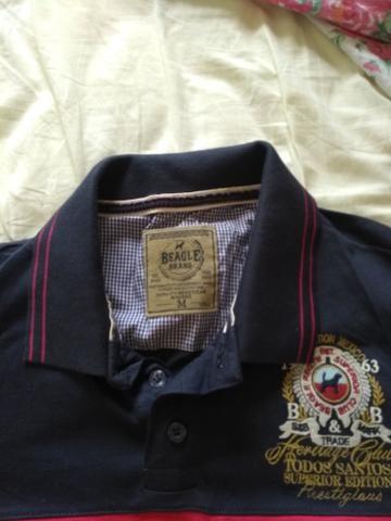 Camisa Beagle - Gola Polo - Roupas e calçados - Guanabara f3966fb2abb57