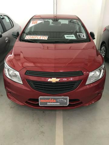 Gm - Chevrolet Onix Joy ano:2018/2018 ipva 2019 pg