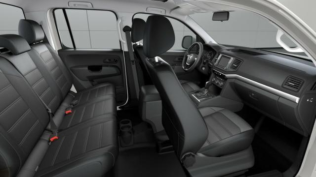 Volkswagen Amarok Confortline 2.0 4x4 Aut 19/19 0km - Foto 8