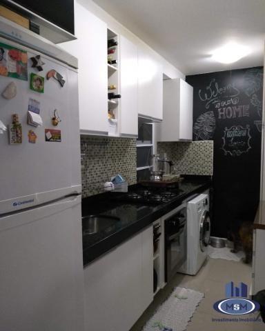 Apartamento à venda com 3 dormitórios em Vila são francisco, Hortolândia cod:AP00032
