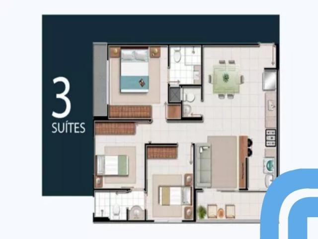 Apartamento à venda com 2 dormitórios em Vila rosa, Goiânia cod:V1017 - Foto 4
