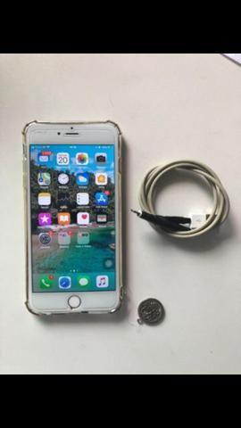 d258e3bfe Iphone 6 Plus 64 prata - Celulares e telefonia - Chapada