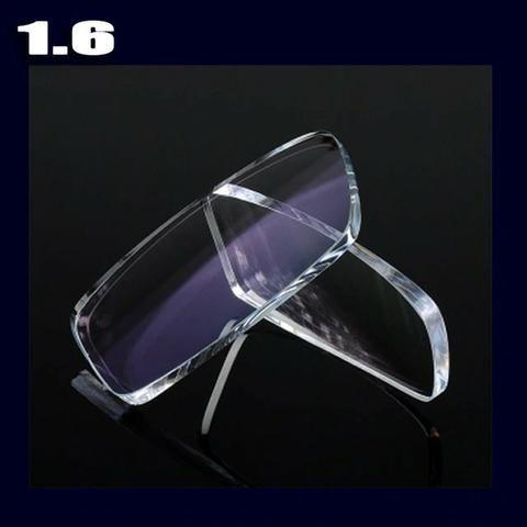 0f9f897496 Lentes para óculos Visão Simples em Policarbonato 1.56 sem anti reflexo R$  55,00