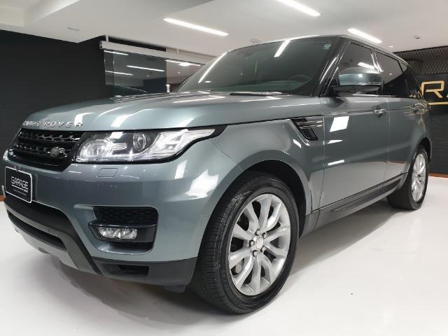 Top de Linha!!! Land Rover Range Rover Sport 3.0 TDV6 24v - 245HP - 2013/14 !!! - Foto 2
