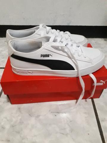63a469173c706 Puma Smash V2 vulc SL, número 39 - Roupas e calçados - Barra do ...