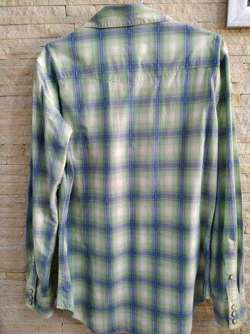 Camisa feminina marca Polo Ralph Lauren - Foto 2