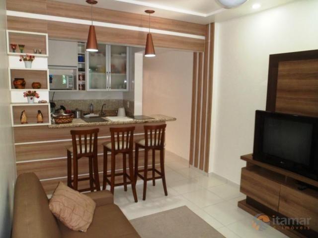 Apartamento com 1 quarto para alugar TEMPORADA - Centro - Guarapari/ES