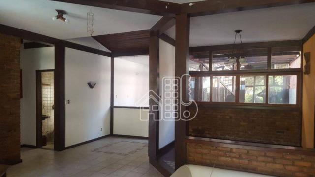 Casa com 3 dormitórios à venda, 250 m² por R$ 1.300.000,00 - Itaipu - Niterói/RJ - Foto 9