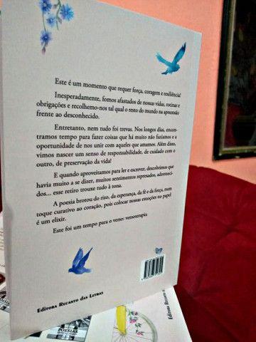 Versoterapia - antologia poética - Foto 2