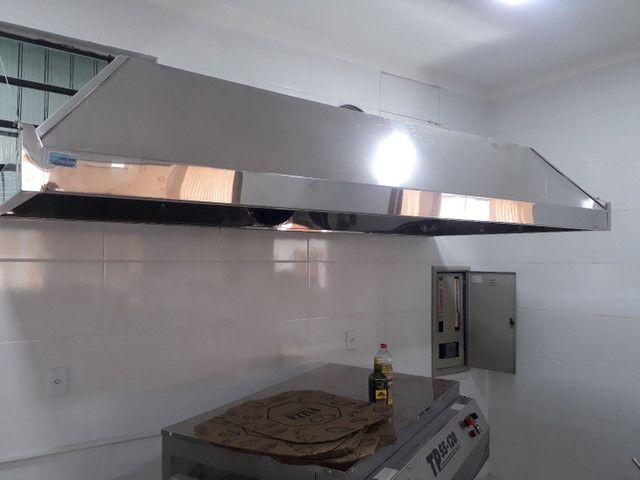 Equipamentos em aço inox sobre medidas para cozinhas industriais bares