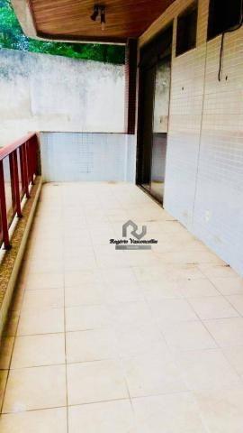 Apartamento com 4 dormitórios para alugar, 1 m² por R$ 2.200,00/mês - Jardim Guanabara - R - Foto 10