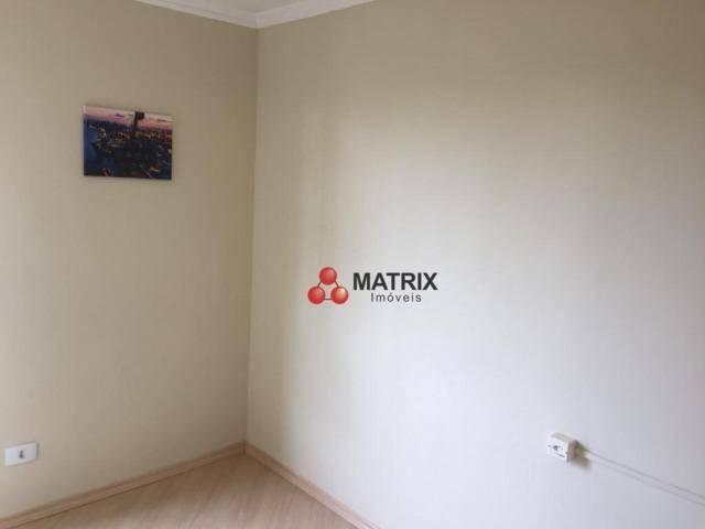 Apartamento com 3 dormitórios à venda, 63 m² por R$ 355.100,00 - Cristo Rei - Curitiba/PR - Foto 5