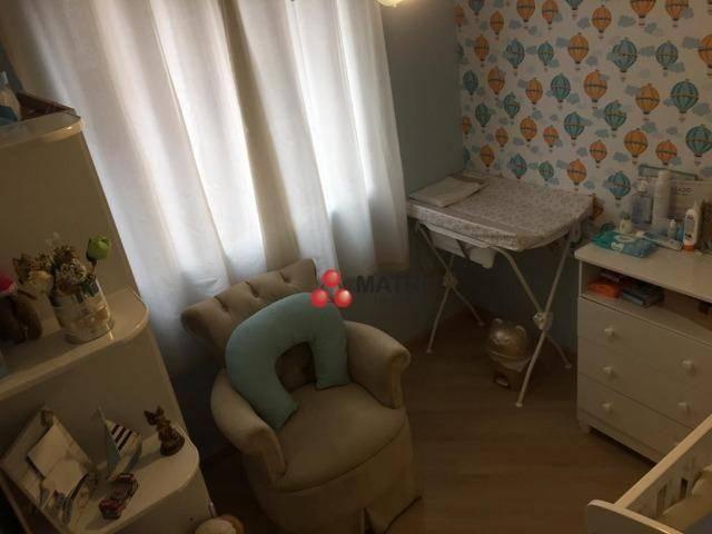 Apartamento com 3 dormitórios à venda, 63 m² por R$ 355.100,00 - Cristo Rei - Curitiba/PR - Foto 11