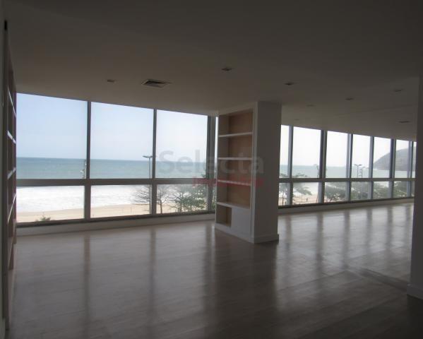 Apartamento de 330 m², lindo, na parte mais nobre e valorizada da Av. Vieira Souto, junto  - Foto 2