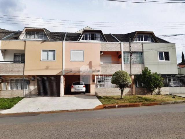 Sobrado 03 quartos (01 suíte) no Jardim das Américas, Curitiba