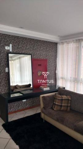 Studio com 1 dormitório para alugar, 39 m² por R$ 700/mês - São Francisco - Curitiba/PR - Foto 4