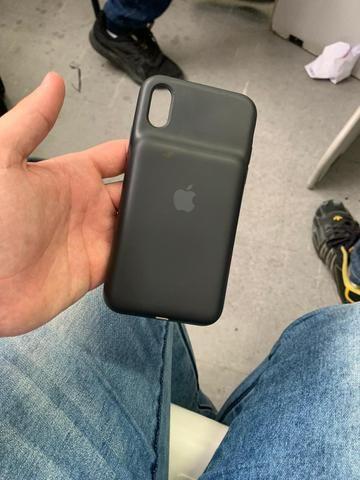 IPhone X 256gb + Capa carregadora Original Apple - Foto 4