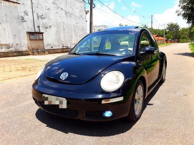 New beetle, carro conservado, com o preço muito bom - Foto 9