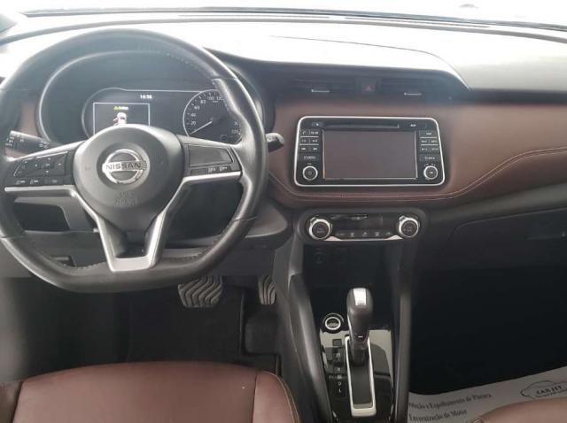 Nissan KICKS  SL 1.6 16V FlexStar 5p Aut. - Foto 5