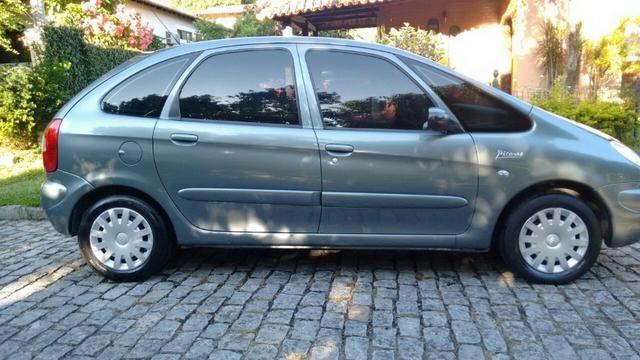 Vendo carro citroen xsara picasso 2006/2007 - Foto 5