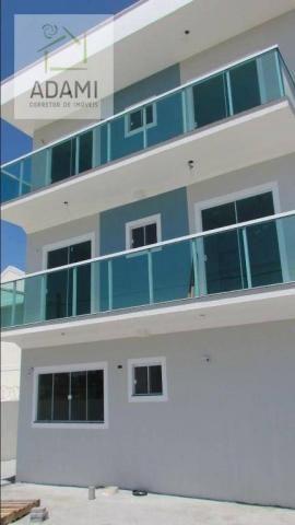 Apartamento residencial à venda, Bela Vista, Rio das Ostras. - Foto 2