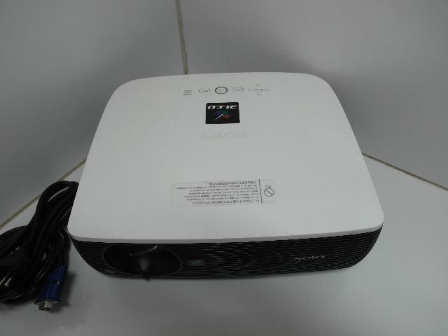 Projetor Sony Vpl Es4 2000 Lúmens - Foto 4