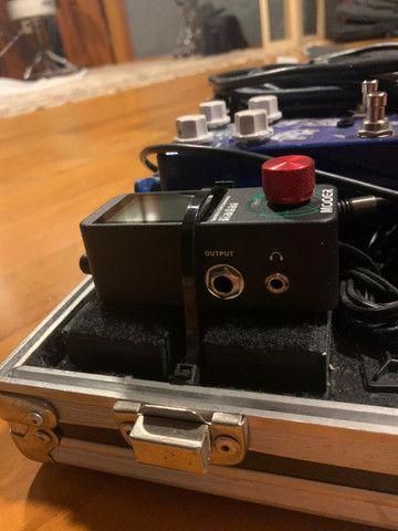 Pedal Simulador Mooer Radar - Foto 5