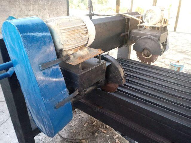 Serraria - Máquina de Cortar Pedra - Foto 6
