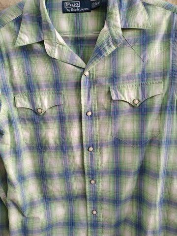 Camisa feminina marca Polo Ralph Lauren