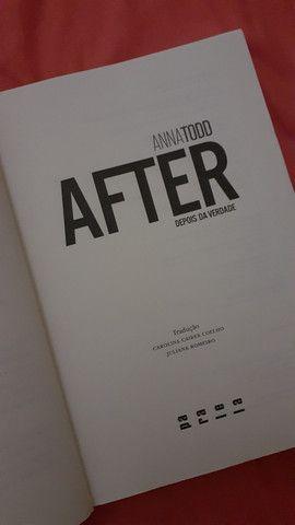 Livro After Depois da Verdade  - Foto 3