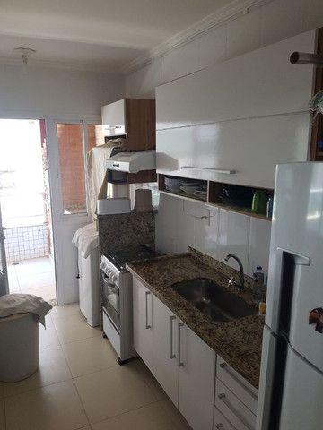 Apartamento c/ varanda e churrasqueira Ubatuba - Foto 4