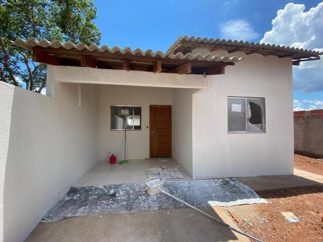 Casa para Venda em Várzea Grande, Colinas Verdejantes, 2 dormitórios, 1 banheiro, 2 vagas - Foto 4
