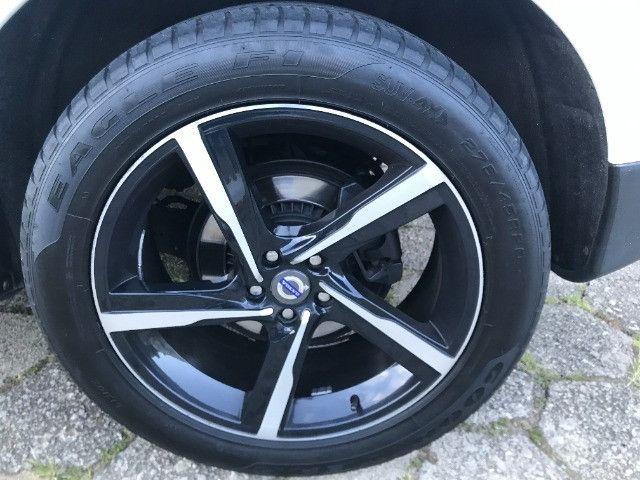 Roda 20 com pneus modelo Volvo XC60 - Foto 3
