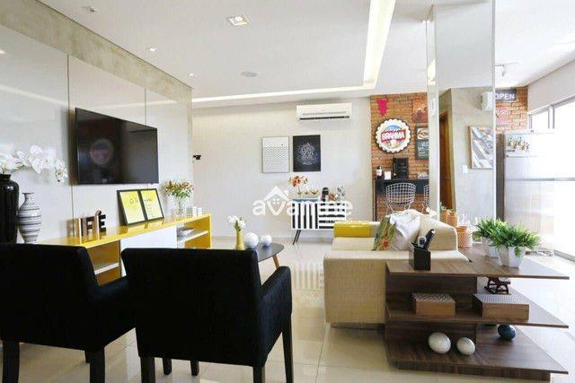 Apartamento com 3 dormitórios à venda, 107 m² por R$ 600.000 - Piçarreira Zona Leste - Ter - Foto 11