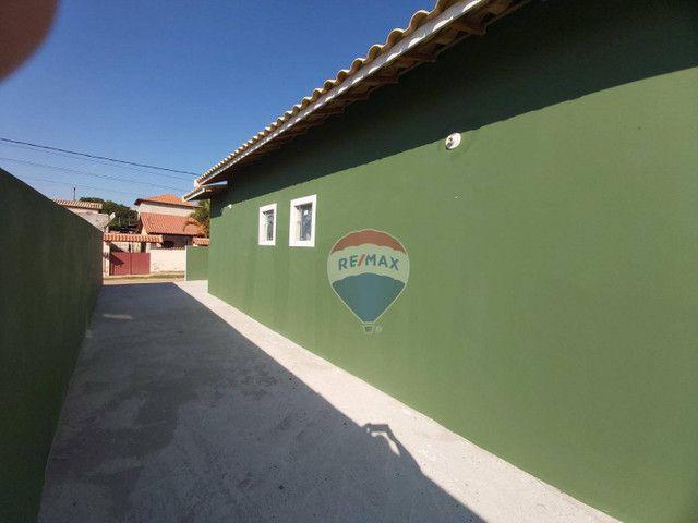 Casa com 2 dormitórios à venda, 67 m² por R$ 210.000 - Balneário das Conchas - São Pedro d - Foto 16
