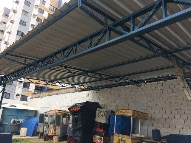 Cobertura de telhas galvanizadas l - Foto 3