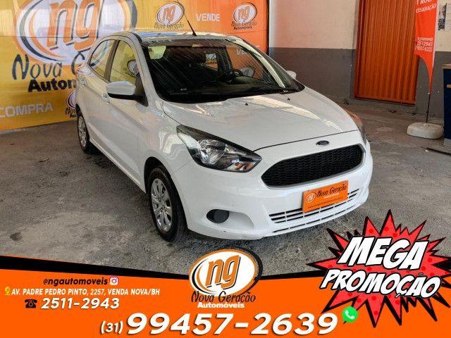Ford Ka 1.0 SE 2017 Muito Novo - Foto 3