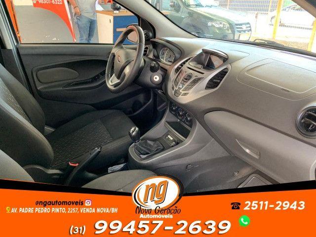 Ford Ka 1.0 SE 2017 Muito Novo - Foto 10