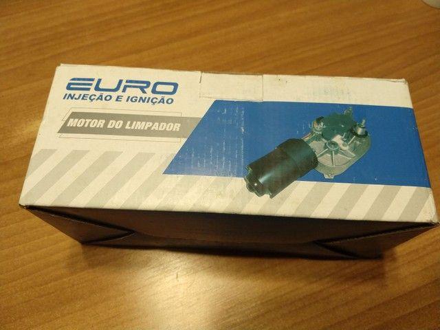 Motor Limpador Para-brisa Uno Com Temporizador - Euro