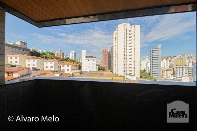 Apartamento à venda com 4 dormitórios em Santo antônio, Belo horizonte cod:263492 - Foto 3