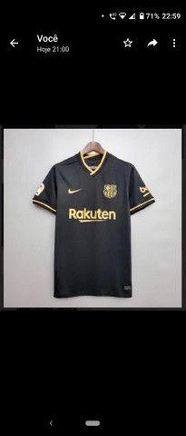 Camisas tailandesa 1.1 as melhores do mercado!!!!!! - Foto 3