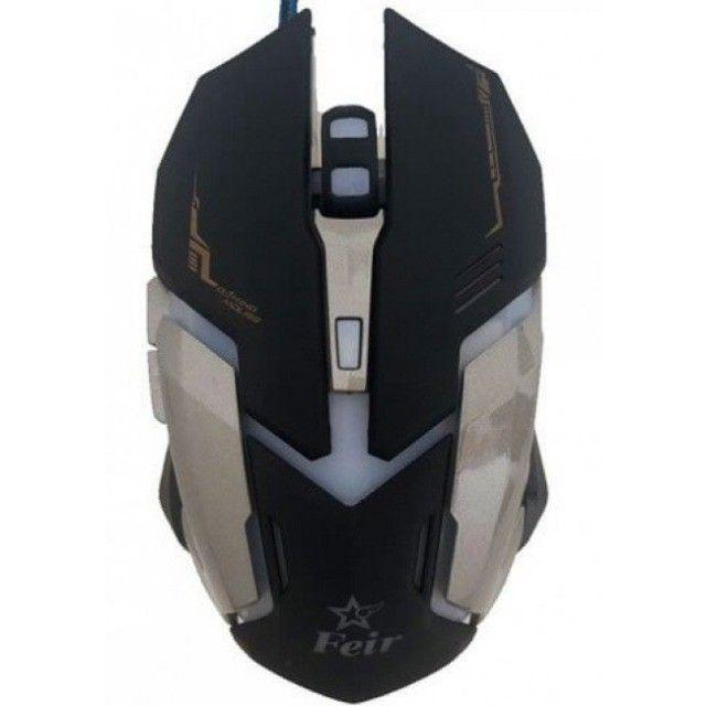 Mouse Gamer Feir FR-405 - Foto 3